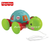 Fisher Price Играчка за дърпане от серията Pull-Along Turtle - Y8652