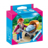 Playmobil Special: Mum with pushchair, 4756