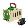 Fisher Price Thomas & Friends Tidmouth Shed: Connect n Go Diesel TrackMaster Push Along, GWX64