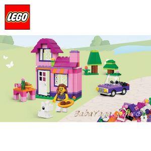 2013 LEGO Конструктор Bricks & More - Розова кофа с тухлички - 4625