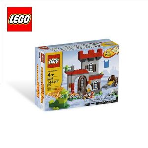 LEGO BRICKS & MORE Knight and Castle Building Set, 5929