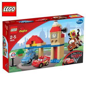 LEGO CARS Duplo Big Bentley, 5828