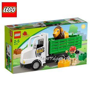LEGO DUPLO Zoo Truck, 6172