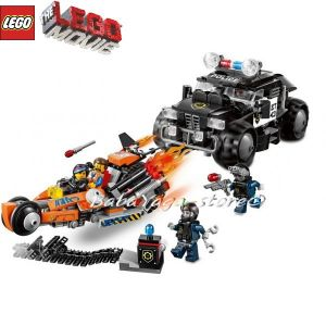 2014 LEGO Конструктор The Movie Super Cycle Chase - 70808