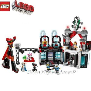 2014 LEGO Конструктор The Movie Lord Business' Evil Lair - 70809