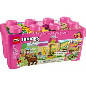 2014 LEGO Конструктор JUNIORS Pony Farm - 10674