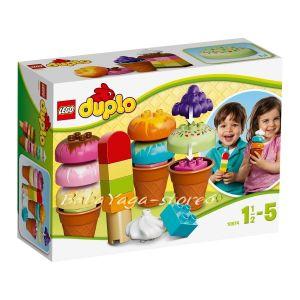 2014 LEGO Конструктор DUPLO Креативни сладоледи - 10574