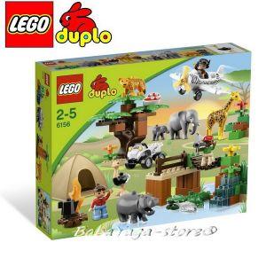 LEGO DUPLO Photo Safari, 6156