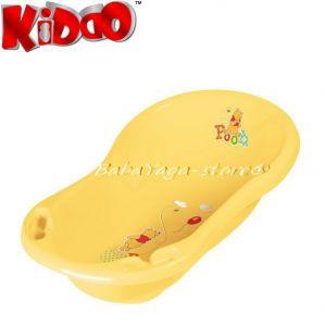 ВАНА за бебе DISNEY с Мечо Пух от Kiddo жълта  - 7007
