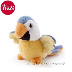ПАПАГАЛ Плюшена играчка мини Sweet Collection на TRUDI син - 29452