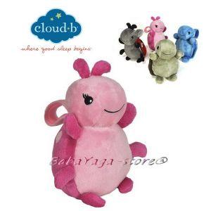 7403 ПРИСПИВНА музикална КАЛИНКА от CloudB, Lullaby To Go, Ladybug Pink