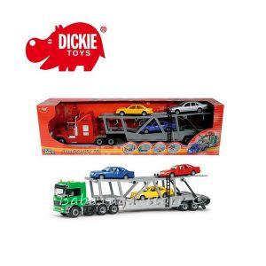 Dickie АВТОВОЗ с три колички - 3414481