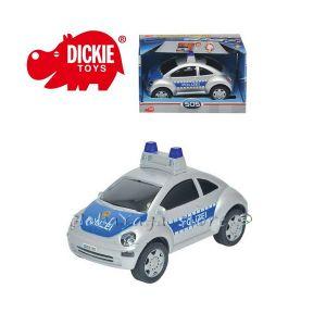Simba - Dickie ПОЛИЦЕЙСКА кола със звукови и светлинни ефекти - 3353145