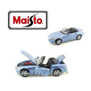 Maisto Special Edition КОЛА HONDA S2000 1:18 син металик - 31879