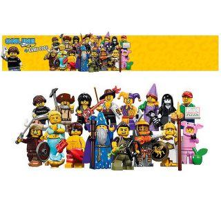2014 LEGO Конструктор минифигури Серия 12 - случайна фигурка - 71007