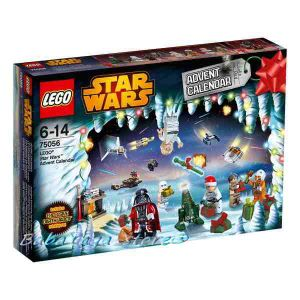 LEGO STAR WARS Календар Advent Calendar, 75056