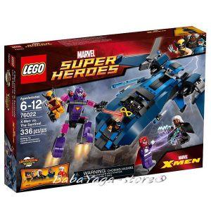 LEGO SUPER HEROES X-Men vs. The Sentinel - 76022