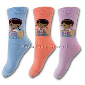 Чорапи Д-р Макстъфинс - Doc McStuffins socks