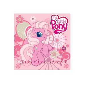Детска хавлия за ръце Моето Малко Пони, My Little Pony hand towel 30x30 cm