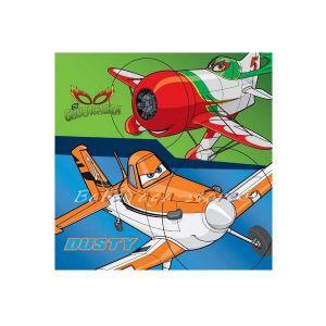 Planes hand towel 30x30 cm