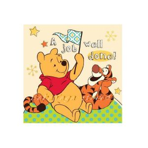 Детска хавлия за ръце Мечо Пух, Winnie The Pooh hand towel 30x30 cm