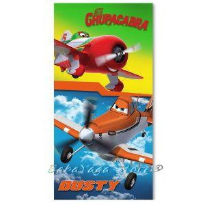 Детска Хавлия (70x140cm) Самолетите, Planes beach towel, PL04BT