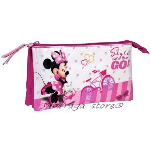 Несесер МИНИ МАУС - Minnie Mouse vanity case three compartments