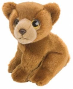 Plush toy Bear Wild  Watcher, Wild Republic, 10242