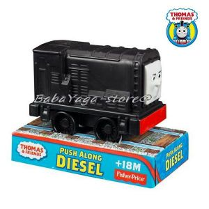 Fisher Price - Free Wheeling Engines DIESEL - Assortment - Small - W2190.W2194