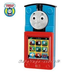 Fisher Price ТЕЛЕФОН ТОМАС - Thomas Smart Phone - BLN55