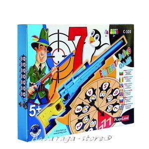 Play Land Занимателна игра за деца, ЛОВЦИ на ПИНГВИНИ, C-103