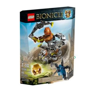 LEGO Конструктор BIONICLE Pohatu - Master of Stone - 70785