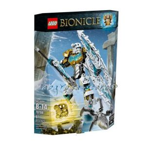 LEGO Конструктор BIONICLE Kopaka - Master of Ice - 70788