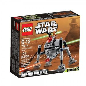 LEGO STAR WARS Проследяващ паяк дроид Homing Spider Droid, 75077