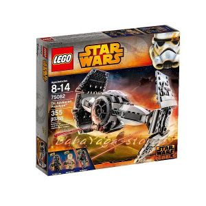 LEGO Конструктор STAR WARS TIE Advanced Prototype - 75082