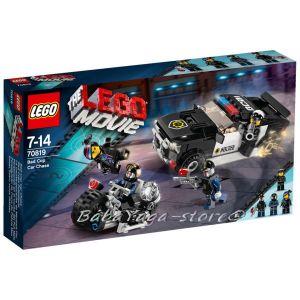 LEGO Конструктор The MOVIE Bad Cop Car Chase - 70819