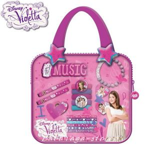 Детски аксесори за коса ВИОЛЕТА - Disney Violetta hair accessories WD95031