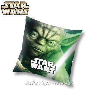 Детска Възглавница Star Wars YODA 40x40cm - 14031