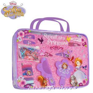 Детски аксесоари за коса София голяма - Disney Sofia hair accessories WD95025