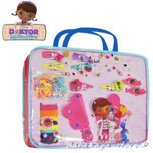 Детски аксесоари за коса Докторката голяма - Disney Doc McStuffins hair accessories WD95023