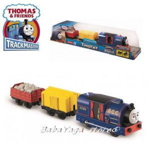 Fisher Price Thomas & Friends Motorized Timothy Engine TrackMaster™ BDP07
