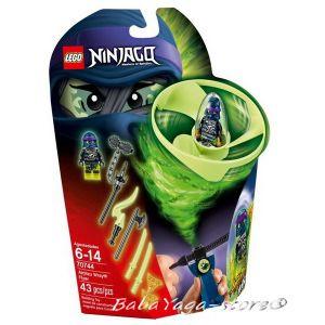 LEGO Конструктор Нинджаго NINJAGO Airjitzu Wrayth Flyer - 70744