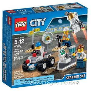 LEGO CITY SPACE PORT Starter Set - 60077