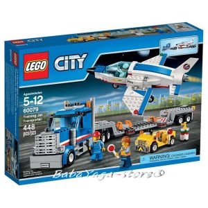 LEGO CITY SPACE Транспортьор Training Jet Transporter - 60079