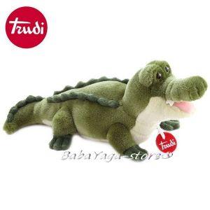 КРОКОДИЛ Pedro Плюшена играчка от серията Exotic на Trudi - 27864