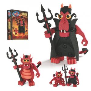 Bloco Puzzle EVA 3D: The Little Devil, 11002