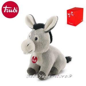 Trudino Плюшена играчка МАГАРЕ в подаръчна кутия от TRUDI - 51149
