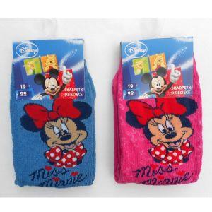 Чорапи Мини Маус - Minnie Mouse socks MINM01-13