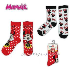 Чорапи Мини Маус - Minnie Mouse socks MINM01-44