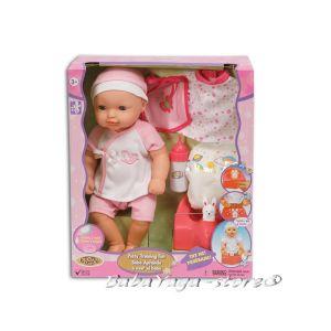 БЕБЕ-кукла с аксесоари от серията Dream collection Potty Training Fun 29227